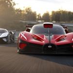 Premijera: Bugatti Bolide – 4 milijuna eura stoji 1578 oktanskih konja, ili dva puta više od Rimčeve Nevere (foto: Bugatti)