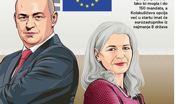 """Veliki """"come back"""" Mislava Kolakušića koji zajedno s nizozemskom  europarlamentarkom Dorien Rookmaker osniva internacionalnu stranku s nacionalnim nabojima"""