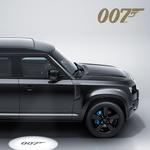 """VIDEO: 007 u posljednjem filmu Daniel Craiga """"Nije vrijeme za umiranje"""" vozi, a što drugo za oproštaj nego ponos britanske industrije, LAND ROVER DEFENDER BOND EDITION (foto: Land Rover/Press)"""