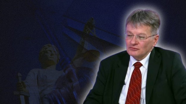 Ma nema šanse da prođe kad ga podržavaju Milanović i Kolakušić, kad je on sam kao jedan od rijetkih sudaca stao na stranu Europarlamentarca