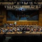 Prvi ovosezonski koncert Simfonijskog orkestra Muzičke akademije Sveučilišta u Zagrebu, Alumni 100 ove će se subote održati u sklopu ciklusa Lisinski subotom. 100. godina Muzičke akademije Zagreb (foto: Bojan Haron Markičević)
