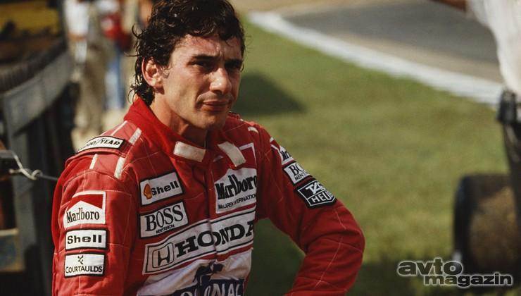 """Aryton Senna - Rain man! Oživljavamo uspomene na dan kada je """"Gospodar kiše"""" osvojio treću i posljednju svjetsku titulu, kad je pokorio i ponizio konkurente"""